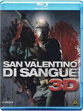 MY BLOODY VALENTINE (2009) - 3D/2D Blu-Ray - INCLUDES 3D GLASSES !!