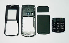 Black Housing case Cover Facia Fascia  for nokia 3110C 3110 classic  --0009654