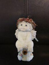 """Dreamsicles """"Topaz"""" November Birthstone Angel Figurine"""