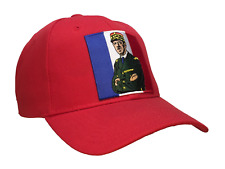 Charles De Gaulle Hat Red Ball Cap French Flag World War II French Resistance
