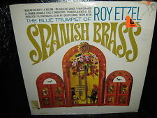 The Blue Trumpet of Roy Etzel – Spanish Brass LP MGM Records E-4349 Vinyl is VG+