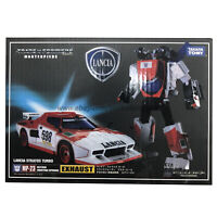 Transformers Masterpiece G1 MP23 Exhaust Decepticons Action Figure Kid Child Toy
