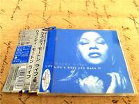 Wendy Moten – Life's What You Make It TOCP-8845 JAPAN CD OBI E151-76