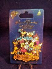 Shanghai Disney Limited Release Grand Opening Jumbo Pin