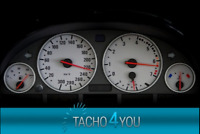 Tachoscheiben für BMW 300 kmh Tacho E39 Benzin Grau 3301 Tachoscheibe km/h X5