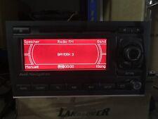 Audi a4 s4 8e tipo b7 Navi navegación bns 5.0 8e0035192g con código Top