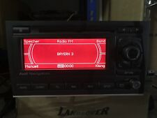 AUDI A4 S4 8E Typ B7 Navi Navigation BNS 5.0 8E0035192S TOP Mit Code