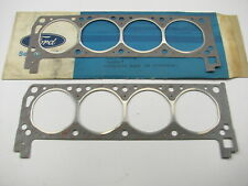 (2) NOS - OEM Ford D3ZZ-6051-A Cylinder Head Gasket 351 Boss 351C 351M 400