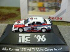 1/87 Herpa Alfa Romeo 155 V6 TI Martini ITC '96 Nannini #6 036849
