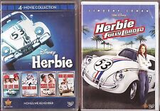 Disney Herbie The Complete Collection DVD includes 5 Movies BRAND NEW