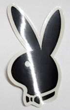 Playboy Bunny Window Cling (Black)