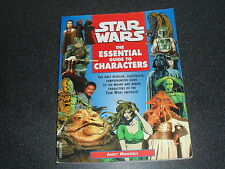 STAR WARS The Essential Guide to Characters Book
