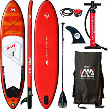 SUP AQUA MARINA MONSTER ATLAS Stand Up Paddle Surf Board 366cm Paddel ISUP