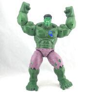 "The Incredible Hulk Large Action Figure 14"" Marvel Disney Store Talking"