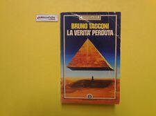 J 4365 LIBRO LA VERITA' PERDUTA DI BRUNO TACCONI 1985