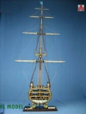 ZHL Uss constitution  wooden model kits