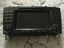 Mercedes NTG 2 Navigation Comand w203 C front panel Monitor Display