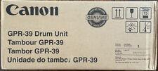 2773B004AA CANON GPR-39 DRUM UNIT Genuine