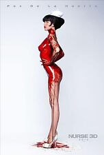 Nurse 3D 11x17 Poster Print Blood and Gore