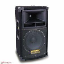 """DJ-Tech Vegas 12 2-Way 12"""" PA Loudspeaker 800W Peak /  200W RMS"""
