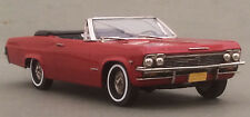 BRK223 1965 Chevrolet Impala Convertible Coupé
