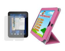 "Tulip Pink Folio Case Skin Cover + Screen Protector for HP TouchPad 9.7"" Tablet"