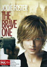The Brave One - Action / Thriller / Violence / Drama - Jodie Foster - NEW DVD