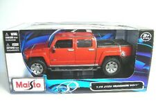 HUMMER h3 T (2009) Rosso