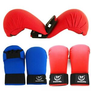 MMA Boxing Gloves Men Mitts Muay thaiy Practice Sparring Sports 1 Pair
