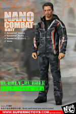 1/6 Nano Combat Jacket Suit Set F-080 For Iron Man Infinity War Tony Stark ☆USA☆