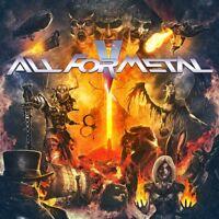 ALL FOR METAL VOL.5 (CD+DVD)   CD+DVD NEU