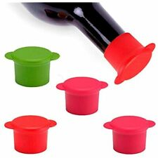 Vitrix Kitchenware Bottle Caps Reusable And Unbreakable Sealer Covers-Silicone 5