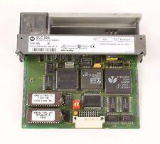 Used 1747-SN Allen-Bradley SLC500 Remote I/O Scanner Series B