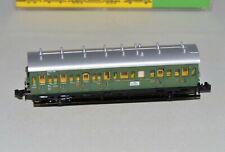 N Scale Minitrix 3058 Compartment Coach 2nd/3rd Class 31028 Passenger Car