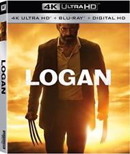 `JACKMAN,HUGH`-4K Blu-Ray - LOGAN Blu-Ray NEW