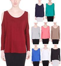 Women's Batwing Sleeve Waist Length Tops & Shirts