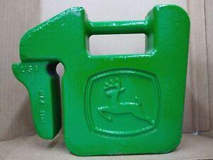 John Deere Weight - Part # UC13263 - 1 - OEM 42lb Suitcase Style