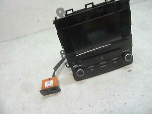 SUBARU XV STEREO/HEAD UNIT G5X, 05/17- 17 18 19