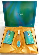 Vintage 4711 Tosca Original Eau De Cologne Gift Set 01600 Cologne and Soap