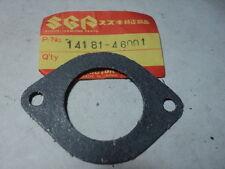 1978-83 SUZUKI RM50 RM60 RM80 EXHAUST GASKET NOS OEM 14181-46001 14181-46001-H17