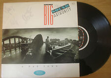 "BIG SOUND AUTHORITY - BAD TOWN (EXTENDED VERSION SIGNED COPY) - 12"" MINT- SINGLE"