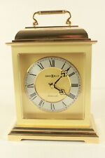 HOWARD MILLER carriage clock,Westminister chime. (ref C 680)
