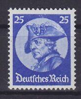 DR Mi Nr. 481 **, Reichstag Potsdam Deutsches Reich 1934, postfrisch Gummimängel
