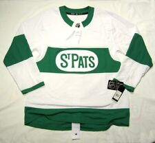 TORONTO ST. PATS size 52 = Large - Adidas NHL Hockey Jersey Climalite Authentic