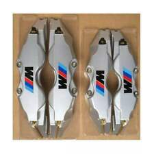 Silver POWER Brake Caliper Cover Disc Caliper Cover L+M 18 Inches and up for BMW