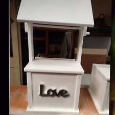 WEDDING WISHING WELL MADE TO ORDER POSTAGE AVAILABLE