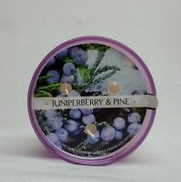 1 Bath & Body Works JUNIPERBERRY & PINE 3-Wick 14.5 oz Scented Candle