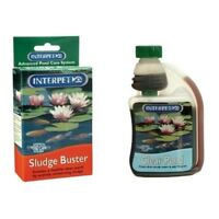 Blagdon Pond Sludge Buster (treatment Size: 4 x Sachets (treats 2000 Gallons))