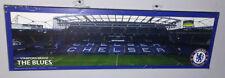 Chelsea Stamford Bridge Football Stadium Aerial Photo Memomrabilia (FICELM) 9X13