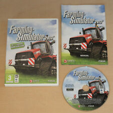 Farming Simulator 2013 - PC Game - Farm, Farming, Agriculture, Tractors - VGC